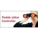 Pedab söker Controller