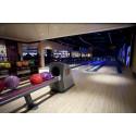 Bowlinghallen i Bliss Ultra Lounge