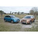 Danmarkspremiere på ny Suzuki Vitara