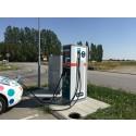 Nya snabbladdare till elbilar i Lund och Lomma