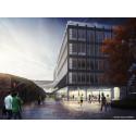 Arcona bygger nytt kontorshus i centrala Uppsala