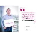 """Yves Rocher sponsrar """"HeForShe"""", en kampanj för global jämlikhet mellan kvinnor och män"""