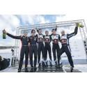 Neuville på andraplatsen i Rally Sweden – krossade rekordet på Colin's Crest