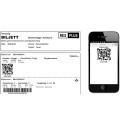 Optisk visering av Resplusbiljetter nu möjlig