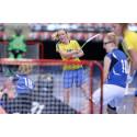 Damernas trupp till Finnkampen - med VM-fokus