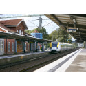Förbättrad tågtrafik för Trollhättan och Vänersborg