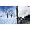 Hård vinter kan orsaka kaos på vägarna