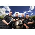Rutineret kok fra Forenede Service stiller op til DM i grill i weekenden