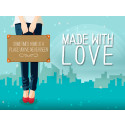 Made with Love, Chick Lit Sensation on Wattpad.com gets published