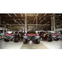 Team Peugeot Total er klar til Dakar Rally