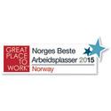 Solid plassering på listen over Norges beste arbeidsplasser
