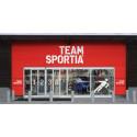 Team Sportia växer med två nya butiker.