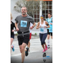 James runs marathon for his Mum