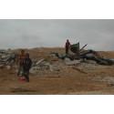 Förstört EU-bistånd till palestinier