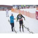 Hanna Falk försvarade segern i Västgötaloppet Tjejer
