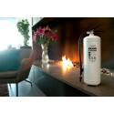 Brandsläckare Housegard 55A Design Edition, vit