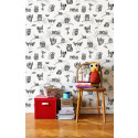 Photowall presents wall mural designed by Mini Empire!