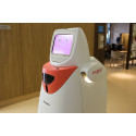 Panasonic Medical Robots – HOSPI – Aid Hospital Operations at  Changi General Hospital