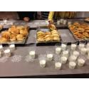 En miljösmart frukost på Rotskärsskolan