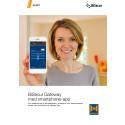 BiSecure Gateway med smartphone-app