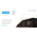 NetRelations har lanserat uppdaterade sandvik.com!