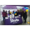 ​Stroke Association Makes May Purple in Liverpool
