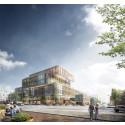 Startskott för förändring - Arkitema Architects i Danmark ritar 950 arbetsplatser i utsatt stadsdel i Århus.