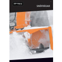 OPTIMAL snöfräsar