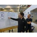Lean produksjonsmetodikk hos en fasadeentreprenør