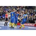 Sverige avgjorde fysisk batalj i sista perioden