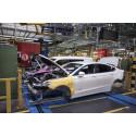 Ford Mondeo Hybridin tuotanto käynnistyi