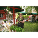 Växt- och vårmarknad i Rademachersmedjorna