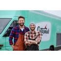 Hoppar av mäklarjobb för street food-truck