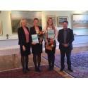 """StayAt och Michaela Nohlberg vinner Lunds kommuns utmärkelse """"Excellent Service"""""""