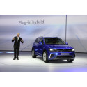 Volkswagen-koncernen lanserar 20 fler elbilar och laddhybrider till år 2020