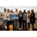 Unge talenter vinder national iværksætterkonkurrence og sætter kurs mod VM i København