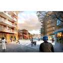 SABO presenterar prispressade stadskvarter