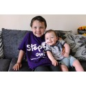 Brynna boy raises hundreds after baby brother has stroke
