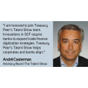 André Casterman joins the Advisory Board of The Talent Show – Supply Chain Finance