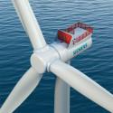 Siemens SWT-7MW havvindmølle