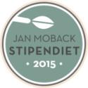 DAGS ATT NOMINERA TILL JAN MOBACK-STIPENDIET 2015