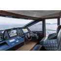 Garmin® og Volvo Penta fortsetter sitt strategiske samarbeid, og  oppdaterer Glass Cockpit Systemet med nye GPSMAP® 8600 MFD'er