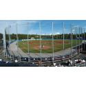 Internationell basebollturnering på Nya Örvallen i Sundbyberg