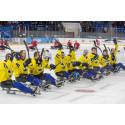 Medieackreditering öppen för kälkhockey VM i Östersund