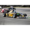 Sundahl tog in på Lappalainen i Formel Renault 1,6