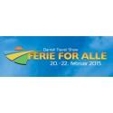 Uppleva Jordan och Trinidad & Tobago på `Ferie for alle´ in Herning