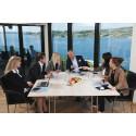 35% cheaper to host meetings in Norway