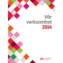 Vad gjorde ICA-handlarna 2014?