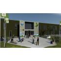 Namnet ReTuna klart på nya centrumet för återanvändning och hållbarhet i Eskilstuna