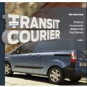 FORD TRANSIT COURIER PRESS KIT